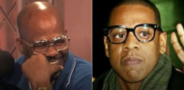Dame Dash & JAY-Z's Boxing Coach Clown Hov's Fighting Skills