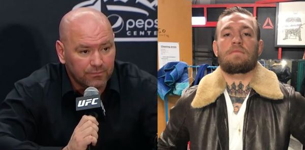 Dana White Will Strip Conor McGregor Of Lightweight Title