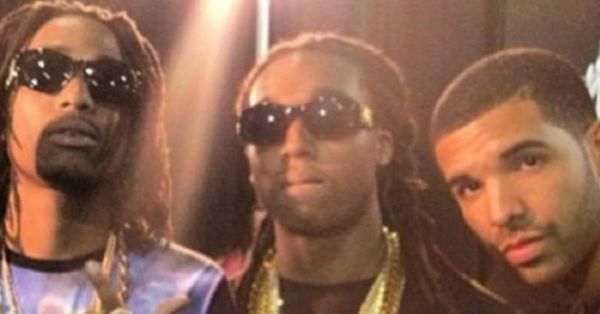 Drake & Migos Made All The Music Money This Week