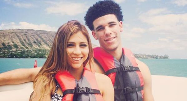 Lonzo Ball Approaches Baby's Mother Over Being Called A Deadbeat Dad