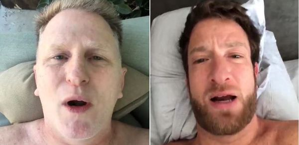Michael Rapaport Sues Barstool Sports Over Herpes Charge