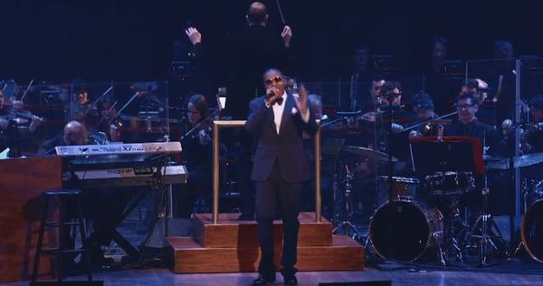"Nas Did ""Illmatic"" With A Symphony Orchestra"