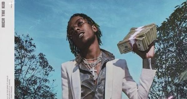 "Rich The Kid Reveals ""The World Is Yours"" Album Cover & Tracklist"