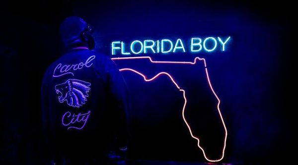 "Rick Ross, Kodak Black & T-Pain Join Together For ""Florida Boy"""