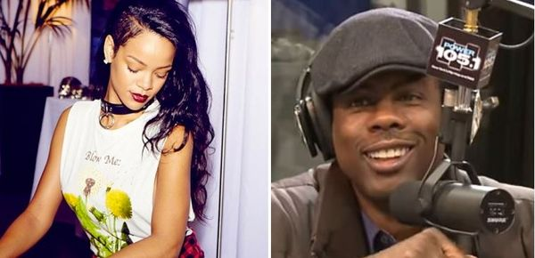 Rihanna Gave Chris Rock A Harsh Old Heisman