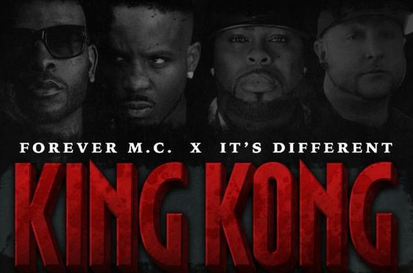 "Royce Da 5'9"", Crooked I, DMX & Statik Selektah Beat Their Chest On ""King Kong"""
