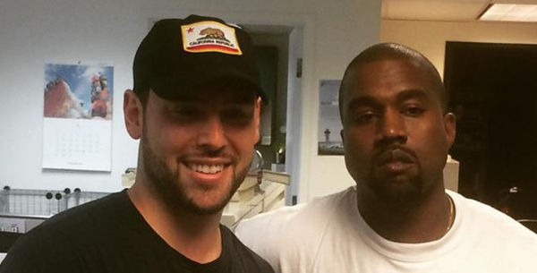 Scooter Braun Didn't Know He Was Kanye's Manager When He Was Kanye's Manager