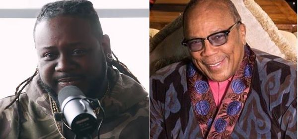 T-Pain Responds After Being Trashed In Quincy Jones's Nutso Interview
