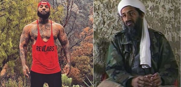 The Game Reacts To Learning He Played A Role In Killing Bin Laden