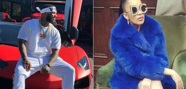 The Game Weighs In On Cardi B's Crip Diss
