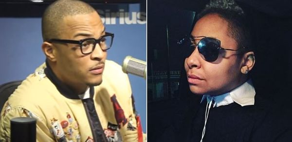 T.I. Checks Raven-Symone For Agreeing With Speech's Claim Rappers Promote Stereotypes
