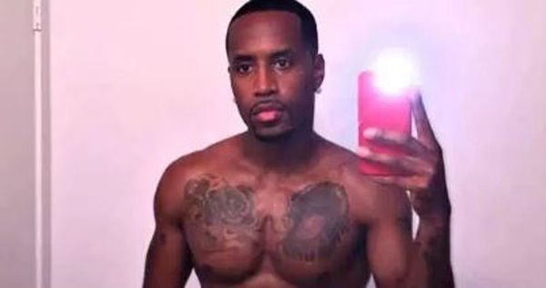 Safaree Samuels Cashes In On Nicki Minaj's Fake Hairline Diss