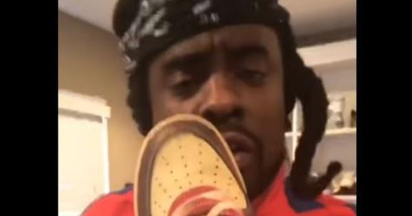 Watch Wale Show Off Huge Sneaker Collection