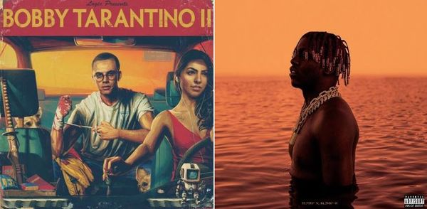 "Check The First Week Projections For Logic's ""Bobby Tarantino II"" & Yachty's ""Lil Boat 2"""