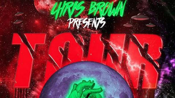 Chris Brown Reveals Tour Dates And Opening Acts