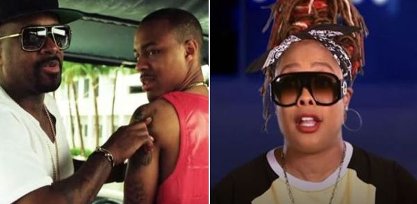 Da Brat Says Bow Wow Turned His Back On Jermaine Dupri