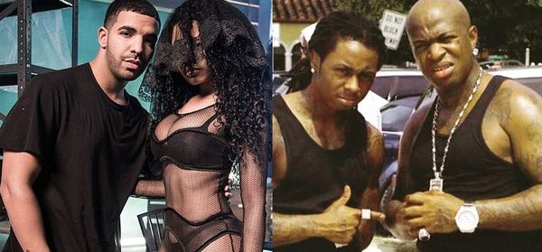 Drake & Nicki Minaj Now Central To Lil Wayne's Legal Fight Against Birdman