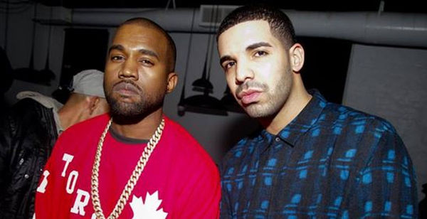 Drake Is Working On Kanye West's New Album