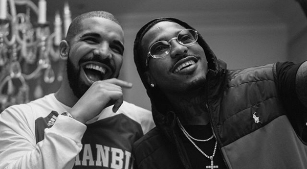 "Drake Joins Trouble For ""Bring It Back"" Video"