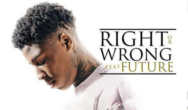 "Future Arrives For NBA YoungBoy's ""Right Or Wrong"" Single"