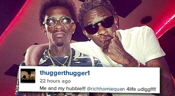 Gucci Mane Offers Young Thug & Rich Homie Quan Big Bucks To Get Back Together