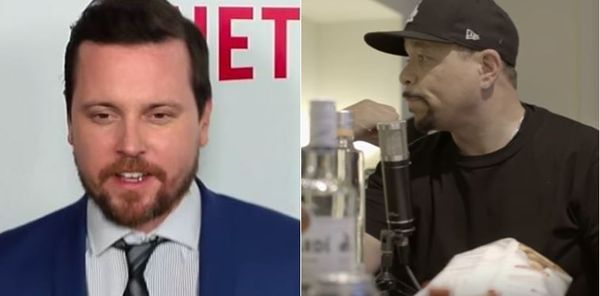 """Ice-T Smacked The Crap Out Of Michael Mosley On """"Law & Order"""" Set"""
