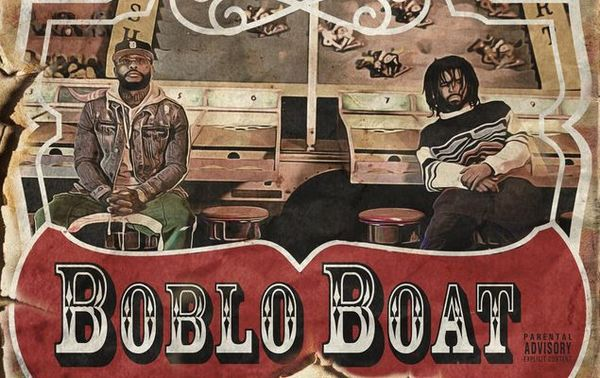 "J Cole Joins Royce Da 5'9"" On ""Boblo Boat"" Collaboration"