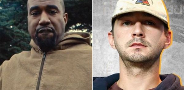 Kanye West Took All Of Shia LaBeouf's Clothes