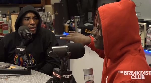 """Lil Yachty Addresses Charlamagne's """"Poster Child Of Wack Rappers"""" Comment To His Face"""