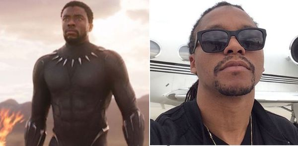 """Lupe Fiasco Reviews """"Black Panther"""""""
