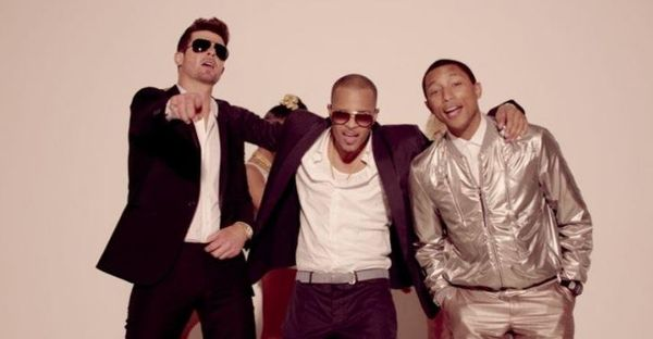 "Pharrell & Robin Thicke Lose ""Blurred Lines"" Appeal To Marvin Gaye's Estate"