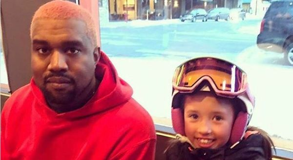 Pink-Haired Kanye West May Really Be Making An Album In Jackson Hole, Wyoming