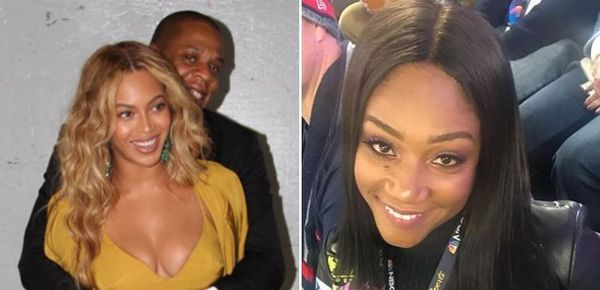 "Rapping Beyonce Warns Tiffany Haddish In DJ Khaled's ""Top Off"""