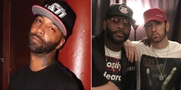 "Slaughterhouse Fight: Joe Budden & Royce Da 5'9"" Argue Over Criticizing Eminem"