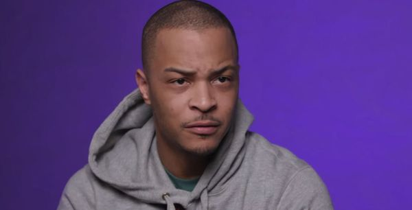 T.I. Arrested In Georgia