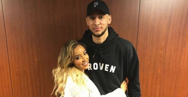 Tinashe & Ben Simmons Are Officially Dating