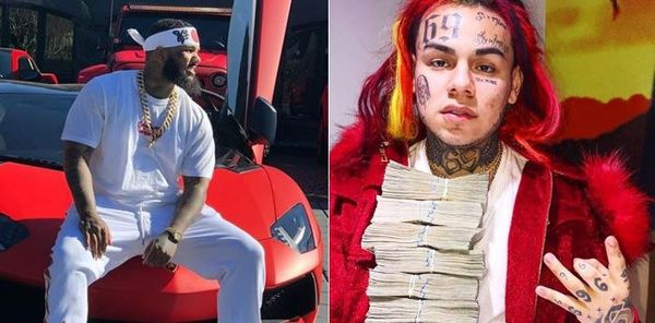 The Game Speaks On Tekashi 6ix9ine's Arrest