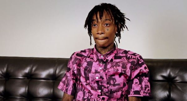 Wiz Khalifa Shows Off New Jacked Body