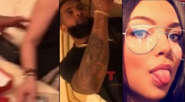 Woman In Odell Beckham Jr. Cocaine Video Speaks