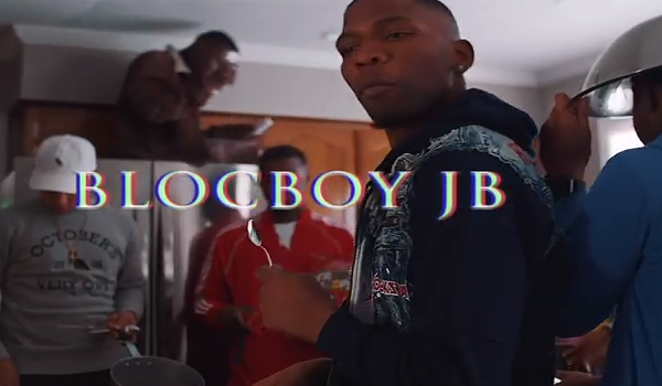 BlocBoy JB's Newest Record Is Prod By Bloc