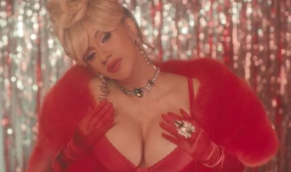 "Cardi B Drops ""Bartier Cardi"" Video Days Before Debut Album"