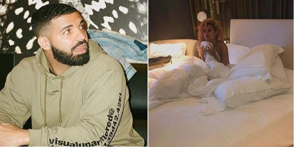 Drake's Got A New 20 Year Old Singer Chick Called Raye [PHOTOS]