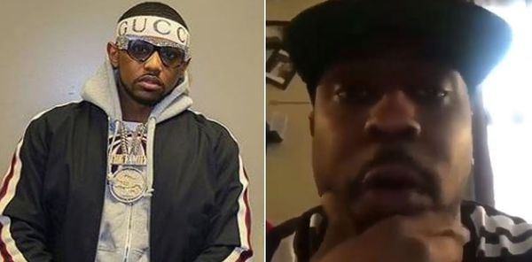 Fabolous's Brother Sends Angry Message About Emily B Assault Case