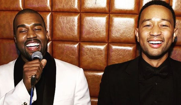 John Legend Gets At Kanye West For Donald Trump Support and Ye Responds