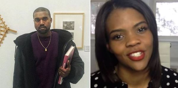 Kanye Co-Signed Pro-Trump Commentator Candace Owens & Twitter is Pissed