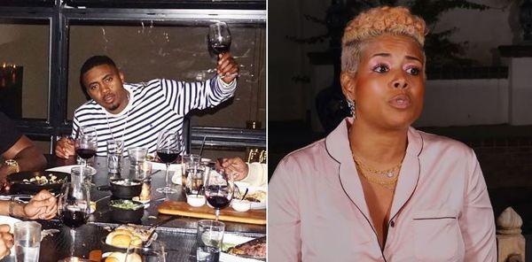 Kelis Gives Details Of Violent Relationship with Nas
