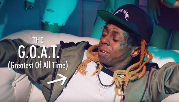 Lil Wayne Lists His Top Five Dead Or Alive