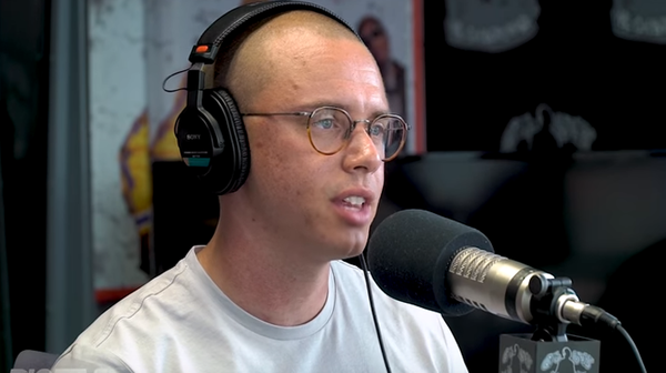Logic Cries While Playing Final Album, Thanks Kendrick Lamar & Drake