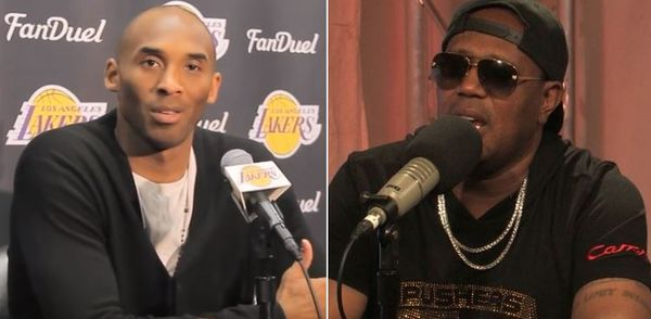 Master P Almost Fought Kobe Bryant