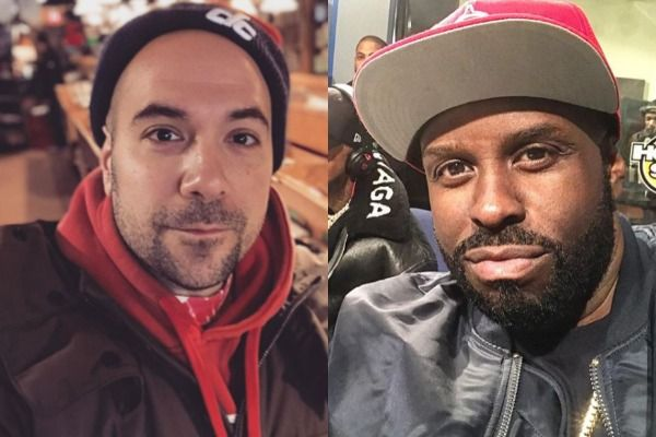 Peter Rosenberg Gets At Funk Flex For Cooking Fake Beef